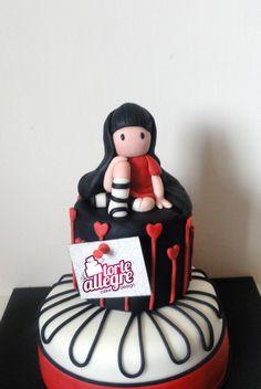 gorjuss cake
