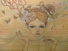 Audrey Kawasaki (II)...   Kai Fine Art
