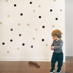 Hey, I found this really awesome Etsy listing at https://www.etsy.com/listing/181857482/confetti-wall-decal-dots-wall-decal
