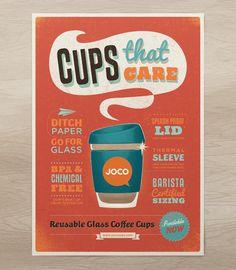 Jimmy Gleeson - Screenprinted poster series for Joco Cups