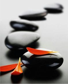 Massage Stones - Red Poster Clip Bundle, Size: x Feng Shui, Color Splash, Color Pop, Colour, Buddha Zen, Zen Meditation, Zen Art, Arte Pop, Flower Petals