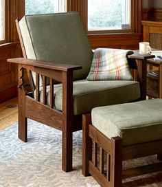 Morris chair on pinterest gustav stickley chairs and chair and