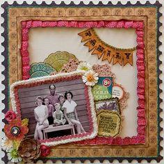love the added bit of crochet