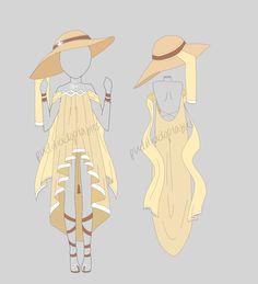 Outfit Adopt 2 ~~ (CLOSED) by PuddiAdoptables.deviantart.com on @DeviantArt