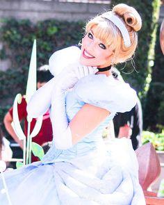 """Isn't she lovely Isn't she wonderful! ✨ #disneyland60 #disneyland #soundsational #cinderella"""