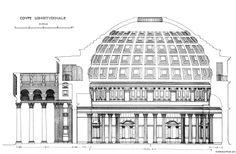 Panteon (sección) | Arte romano (s. II d.C.)