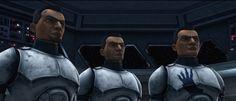 Clones Heavy Fives Echo