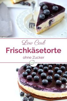 Have you ever tried a cream cheese cake? Here is the healthy recipe for a low carb cake. This low […] Sin Gluten, Low Carb Torte, Law Carb, Keto Recipes, Dessert Recipes, Dessert Ideas, Cheesecake, Cake With Cream Cheese, Evening Meals