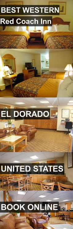 Hotel BEST WESTERN Red Coach Inn in El Dorado, United States. For more information, photos, reviews and best prices please follow the link. #UnitedStates #ElDorado #hotel #travel #vacation
