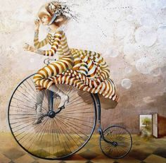 Велосипедные прогулки Олега Чубакова (30 фото)