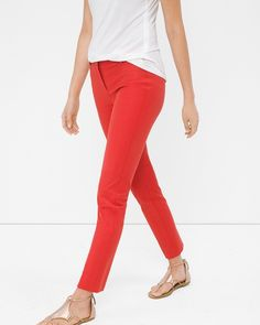 White House | Black Market Slim Ankle Pants #whbm