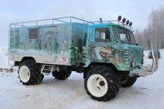 GAZ-66 *4X4*