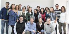 Alumnos de la 11 edición del curso de community manager en Aula CM