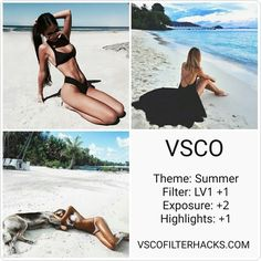 30 vsco filters for summer - vsco filter hacks. Vsco Filters Summer, Best Vsco Filters, Insta Filters, Vsco Pictures, Editing Pictures, Photography Filters, Photography Editing, Cl Instagram, Instagram Feed Ideas Posts