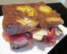 FORNELLI IN FIAMME: HOMEMADE WHOLE SPELT FOCACCIA WITH POTATOES AND ST...