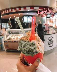 this insatiable sudden craving for is a torture I immensely savour. in Iloilo please 🍨 Gelato, Icecream, Cravings, Food Porn, Instagram, Ice Cream, Ice Cream, Treats