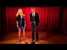 GLEEKS? Do you miss Glee as much as me?  Watch this short movie with Brit to ease the pain. A SENSE OF HUMOR - Heather Morris Short Film