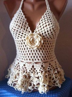 Fabulous Crochet a Little Black Crochet Dress Ideas. Georgeous Crochet a Little Black Crochet Dress Ideas. Crochet Crop Top, Crochet Poncho, Crochet Beanie, Crochet Cardigan, Lace Knitting, Crochet Bikini, White Crochet Top, Crochet Summer Tops, Crochet Woman