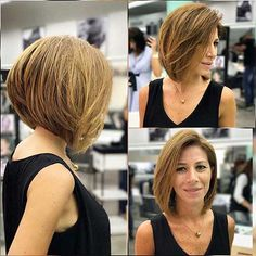 Best Short Layered Haircuts for Women Over 50 Best Short Layered Haircuts for Women Over 50 Short-Layered-Hai._ Best Short Layered Haircuts for Women Over 50 Layered Haircuts For Women, Popular Short Haircuts, Short Bob Haircuts, Short Hair Cuts For Women, Short Hair Styles, Natural White Hair, Color Castaño, Platinum Blonde Hair Color, Bob Hairstyles For Fine Hair