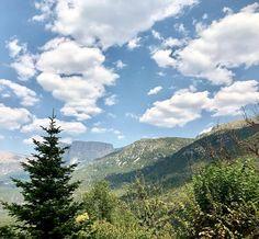 Ain't no mountain high enough #zagorohoria