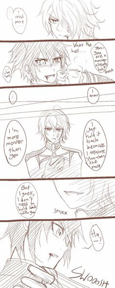 Personal Inquiry (Here it is, the finale of Demon Yuu and Mika's...)
