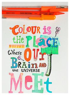 colour-DR, with thanks to Paul Klee by tara axford
