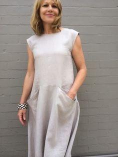 Sew Tessuti Blog - Sewing Tips & Tutorials - New Fabrics, Pattern Reviews: A New Pattern. Meet Pia.