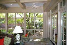 Image result for detached screen porch