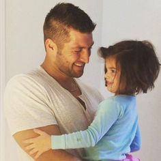 Love this man!  TBT of him and his Goddaughter.