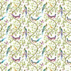Voyage Decoration - Katrine Poss curtain fabric