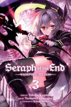 Seraph of the End Vampire Reign 3