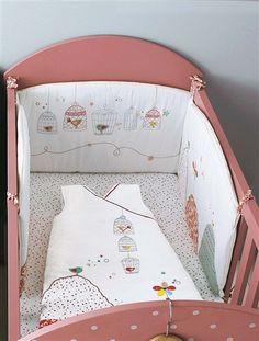 tour de lit bébé brodé Parure de lit b b  | COSIENDO PARA NIÑOS | Pinterest | Babies  tour de lit bébé brodé