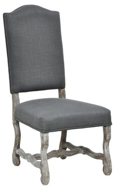 Jasper Side Chair, Steel