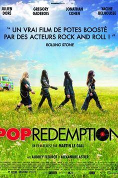 Pop Redemption de Martin Le Gall, l'ensemble est plutôt bof, mais ça se regarde parce que trop rare pour un film français , mais on est très loin d'un presque célèbre, spinal tape ou de même d'un wayne´s world2...