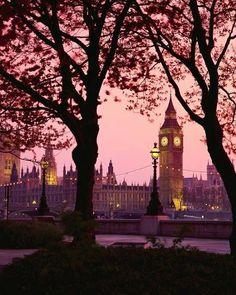 London, I love it