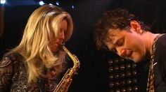 Candy Dulfer - Lily Was Here. This is just a kickass version. Enjoy.