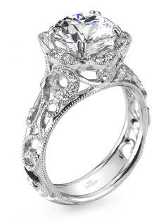 this is the one!!! Engagement Rings in Tucson - Custom Diamond Engagement Rings - Rainbow Jewelers Inc Tucson, AZ