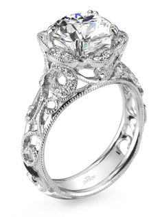 this is the one!!! Engagement Rings in Tucson - Custom Diamond Engagement Rings - Rainbow Jewelers Inc Tucson, AZ