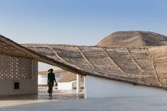 This cultural centre in Senegal by Japanese architect Toshiko Mori was constructed using exclusively local materials and techniques – and has been recognised in the architecture category of the 2017 AIA Awards