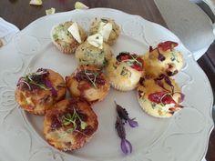 Savoury Muffins - High Tea - Tasting Matters