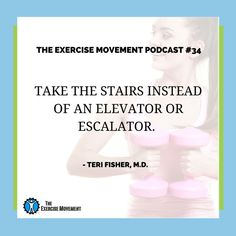 TEM 034 Working out While at Work - The Exercise Movement Canada - Top Beachbody Coaches