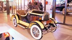 "This <a href=""http://www.barrett-jackson.com/Archive/Event/Item/Stunning-1926-Gendron-Packard-Deluxe-pedal-car-182357 "" target=""_blank"">1926 Packard Deluxe pedal car by Gendron</a> sold for $8,050 as part of the Barrett-Jackson sale of the Pratte Collection."