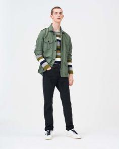 Dondup Spring 2017 Menswear Collection Photos - Vogue