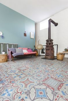 IVC GROUP Leoline cushion flooring trendy vinyl floors from