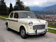 Classic Car News – Classic Car News Pics And Videos From Around The World Fiat Cars, Top Cars, Commercial Vehicle, Classic Italian, Small Cars, Fiat 500, Maserati, Cars And Motorcycles, Vintage Cars