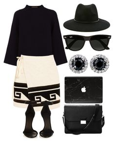 """""""Untitled #60"""" by dorothy-moore ❤ liked on Polyvore featuring beauty, Aspinal of London, Jaeger, Isabel Marant, Forever 21 and Ray-Ban"""