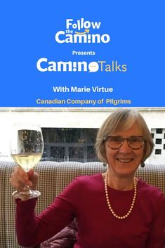 #CaminoTalks In this episode of our talk series, Sean from Follow The Camino did a Camino Talk with Mary Virtue. Mary is the coordinator of the Victoria Chapter of the Canadian Company of Pilgrims. She is also a Hospitalero and has walked and cycled the Camino de Santiago multiple times. Find more: The Camino, Pilgrims, Telling Stories, Great Stories, Mary, Victoria, Times, Camino De Santiago