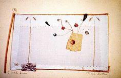 Janet Bolton - 'Old Linen'
