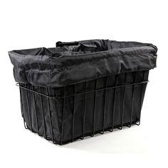 Black Basket Liner