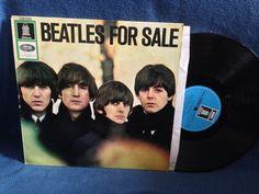 RARE Vintage The Beatles  Beatles For Sale Vinyl by sweetleafvinyl